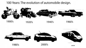 evolution auto